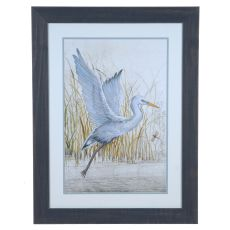 Heron Sanctuary 1 Domestic Wall Art