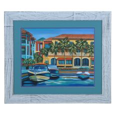 Tropical Rendezous 2 Domestic Wall Art