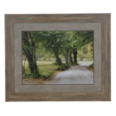Path In Country Domestic Wall Art