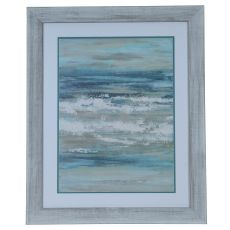 At The Shore 1 Framed Print