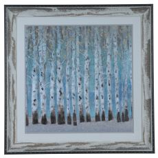 Into The Forest 2 Framed Print
