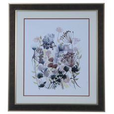 Florets 1 Framed Print