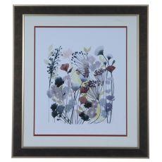 Florets 2 Framed Print