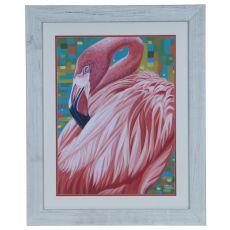 Flamingo 2 Framed Print