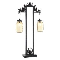 Fire Catcher Table Lamp