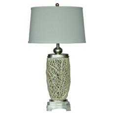 Seafoam Table Lamp
