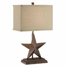 Star Table Lamp