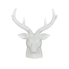 Deer Head Table Sculpture