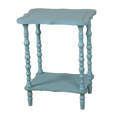 Priscilla Shaped Accent Table