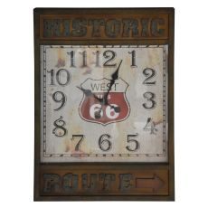 Route 66 Time Clock