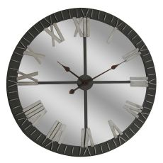 Reflecting Time Clock