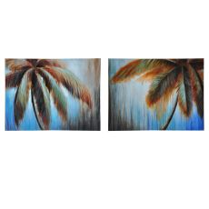 Gloss Palms Wall D