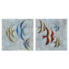 Angel Fish Wall D