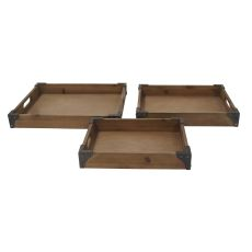 Rustic Trays Tray