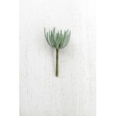 Artificial Grey Succulent, Set of 6