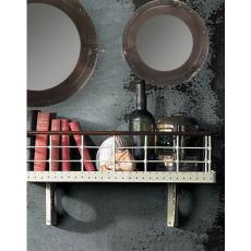 Authentic Models Cabin Porthole Mirror, Medium