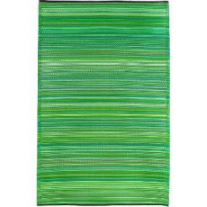 Cancun -Green Indoor/ outdoor Rug