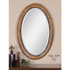 Capiz Vanity Mirror