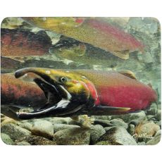 Coho Salmon Cutting Board