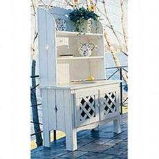 Uwharrie Companion Outdoor Hutch