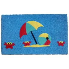 Crab's Beach Doormat
