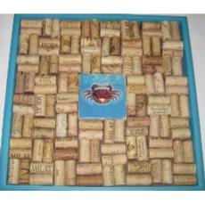 Crab Tile I Cork Board Craft Kit