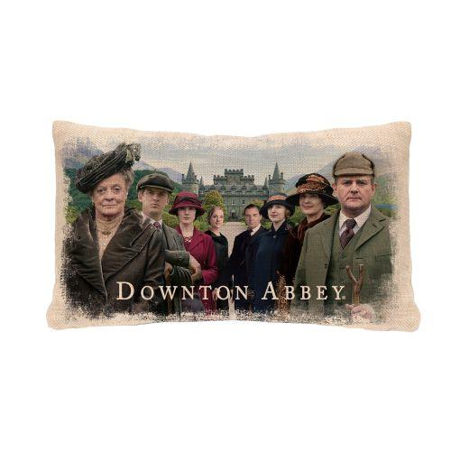 Downton Cast 12X20 Pillow