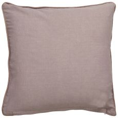 """Modern/Contemporary Pattern Gray/Ivory Cotton Down Fill Pillow ( 18""""X18"""")"""