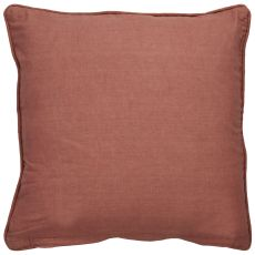 """Modern/Contemporary Pattern Brown/Ivory Cotton Down Fill Pillow ( 18""""X18"""")"""