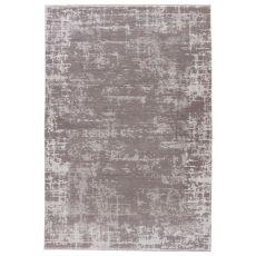 Vintage Look Pattern Wool And Viscose Denisli Area Rug