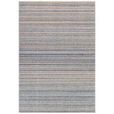 """Liora Manne Dakota Stripe Indoor/Outdoor Rug Navy 7'6""""X9'6"""""""