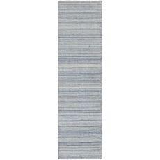 """Liora Manne Dakota Stripe Indoor/Outdoor Rug Blue 24""""X8'"""
