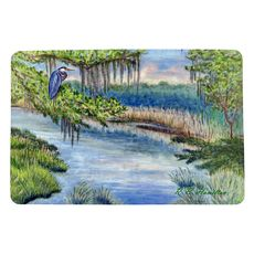 Marsh Morning Small Door Mat