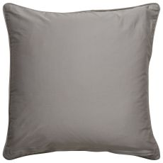 """Modern/Contemporary Pattern Gray/Ivory Cotton And Polyester Down Fill Pillow ( 20""""X20"""")"""