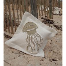 Jellyfish Sea Pillow