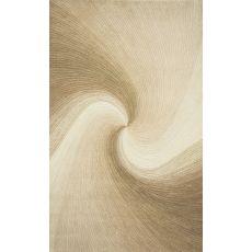 Liora Manne Dunes Waves Indoor Rug - Beige, 5' by 8'