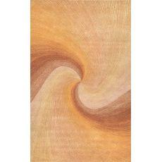"Liora Manne Dunes Waves Indoor Rug - Rust, 42"" by 66"""