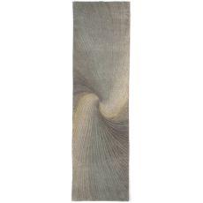 """Liora Manne Dunes Waves Indoor Rug - Blue, 27"""" by 8'"""