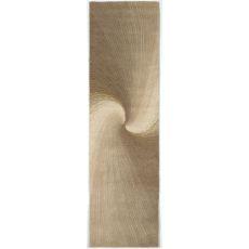 "Liora Manne Dunes Waves Indoor Rug - Beige, 27"" by 8'"