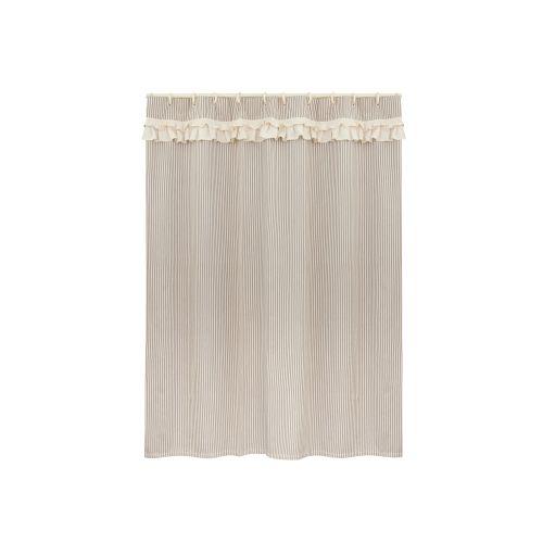 Downton Village Shower Curtain
