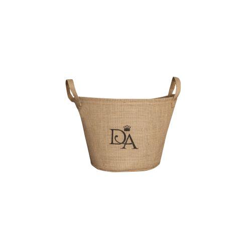 Downton Village 10X8 Basket