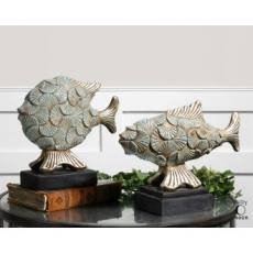 Deniz, Fish, S/2, Sculpture