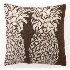 Double Pineapple Hook Pillow