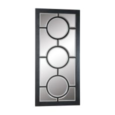Soho Floor Mirror, Graystone