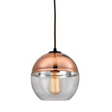 Revelo 1 Light Pendant In Oil Rubbed Bronze