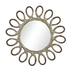 Clement Two-Tone Mirror