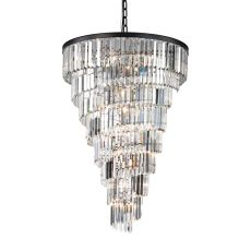Palacial 15 Light Chandelier In Oil Rubbed Bronze