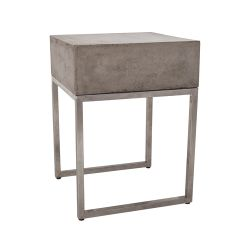 Bulwark Side Table