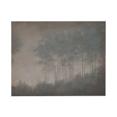 Midnight Fog Wall Decor, Original Art
