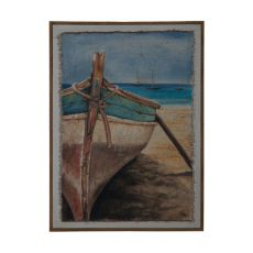 Beached Wall Decor, Original Art